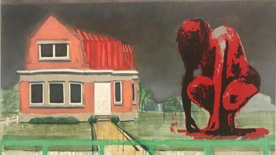 schilderij Wim Didelez